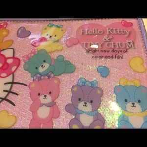 f7cc4c39b Hello Kitty Bags - NWT JAPAN import HelloKitty Tiny Chum Large wallet